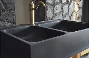 900mm-black-granite-double-bowl-kitchen-sink-karma-shadow